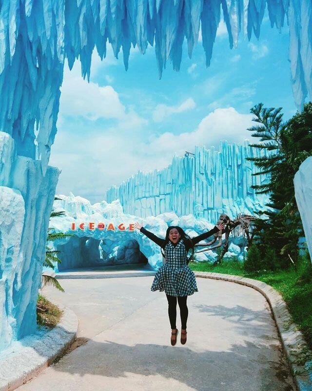 Cuma di Jatim Park 3, Sensasi Keliling Dunia Bisa Kamu Rasain!