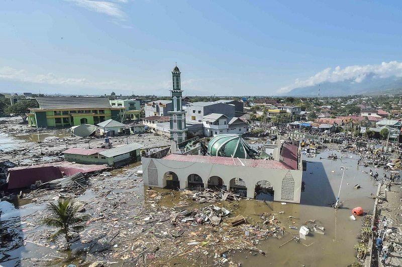 BNPB: Tidak Ada Pengusiran Relawan BPBD Sulteng