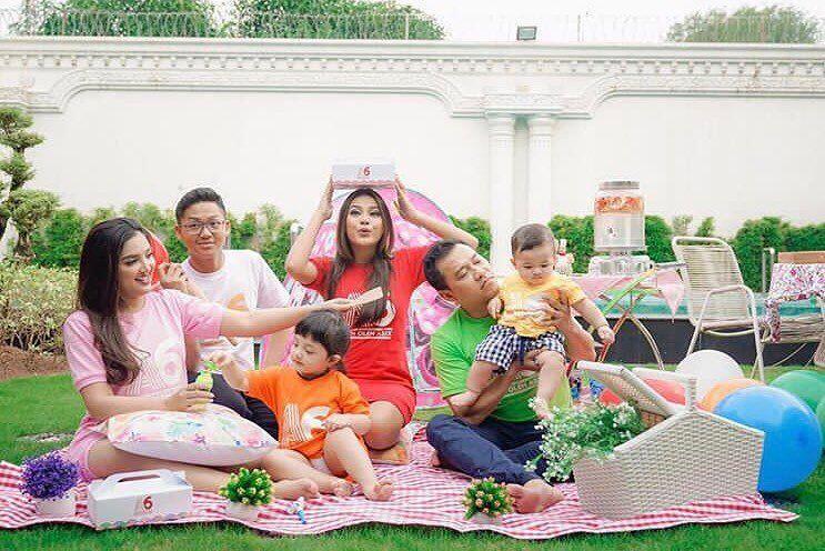 Tajir Melintir, 11 Potret Rumah Mewah Keluarga Anang & Ashanty