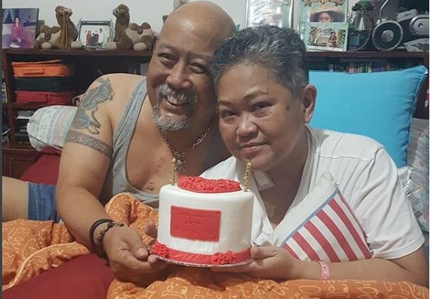 Bukti Cinta Sejati Ada! Percakapan Terakhir Indro 'Warkop' dan Istri Bikin Meleleh