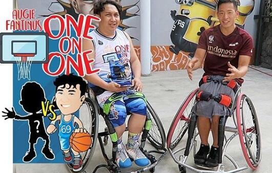 Duh! Augie Fantinus Mergokin Polisi Jadi Calo Tiket di Asian Para Games 2018