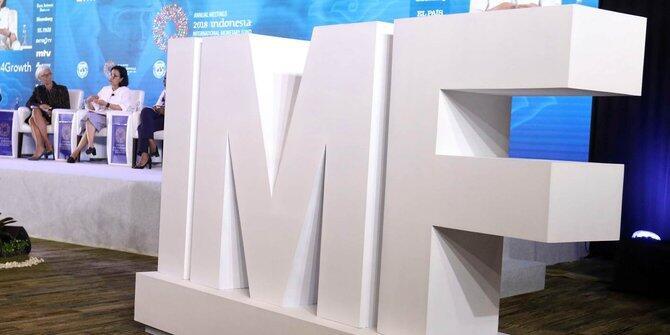 Hari ini, pertemuan IMF-World Bank 2018 resmi dibuka Presiden Jokowi