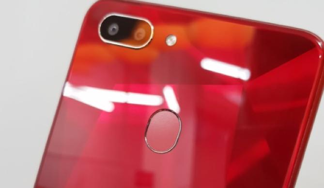 Fingerprint Scanner Realme 2 yang Presisi, Gak Bakal Salah Sentuh!