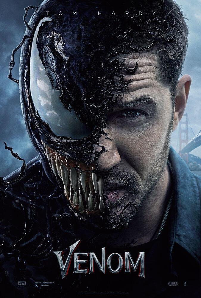 Venom mencuri Posisi Pertama Di Box Office
