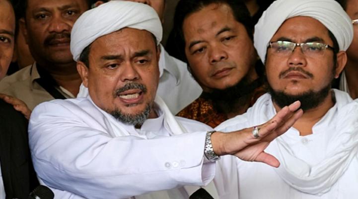 Dukung Jokowi, Relawan Eks 212 Minta Rizieq Shihab Dipulangkan