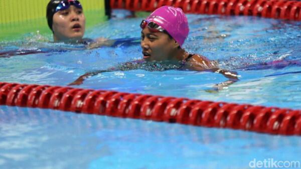 Tantangan Disabilitas Syuci Indriana, Gold Medalist Para-Renang Indonesia
