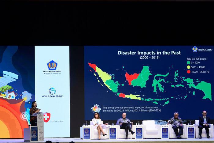 Alasan pentingnya pembiayaan dan asuransi untuk bencana