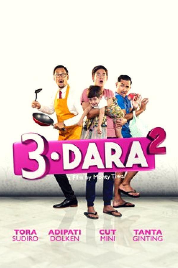 Di Trailer 3 Dara 2 Terbaru, Tora Sudiro Makin Eksis Jadi Perempuan