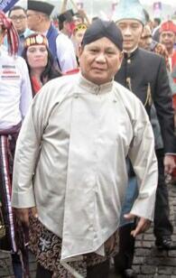 PAN: Prabowo Tak Gentar Hadapi Pilpres Meski Dikepung