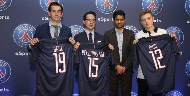 TOP 5 Klub Sepak Bola Profesional Yang Memiliki Team E-Sports
