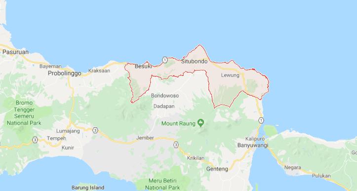 Gempa 6,4 SR GuncangSitubondo