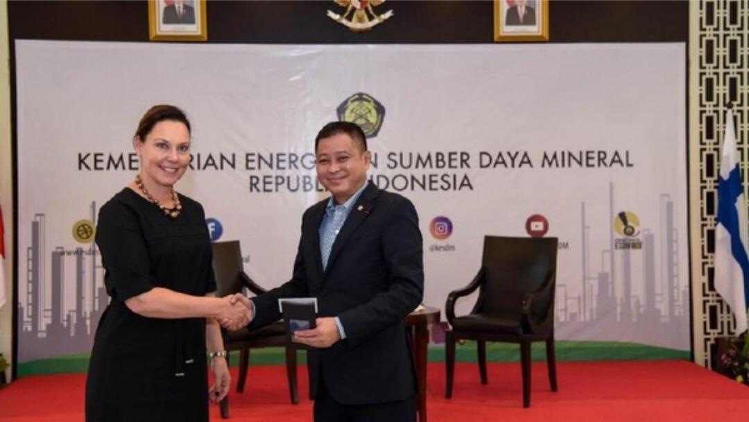 "Wawancara Khusus Menteri Virolainen: ""Kami Minum Kopi Indonesia"""
