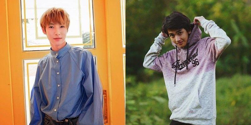 10 Potret Bukti Renjun NCT Mirip DJ Ari Irham, Putra yang Tertukar?
