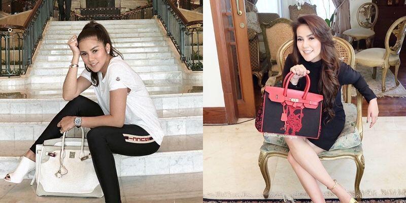 10 Fashion Item Cetar Olla Ramlan, Harganya Sampai Ratusan Juta!