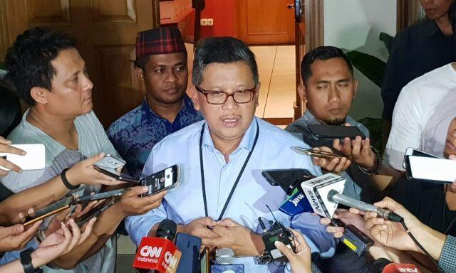 BBM Batal Naik, Hasto Sebut Jokowi Peduli Rakyat Kecil