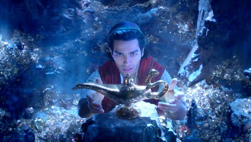 Ini Fakta Sosok Mena Massoud, Si Pemeran Aladdin!