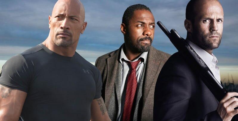 Penampilan Perdana Idris Elba di Fast & Furious Spinoff