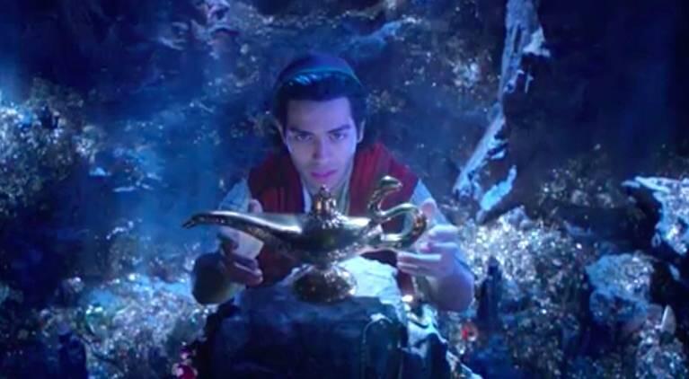 Penampakan Perdana Aladdin Live-action