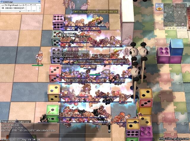 MidRate Private Server - Scarlet Ragnarok Online | 99 70 PreRenewal