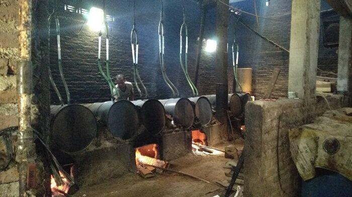 Sentra Produksi Alkohol (Ciu) Bekonang, Dari Minuman keras Sampai Industri Farmasi