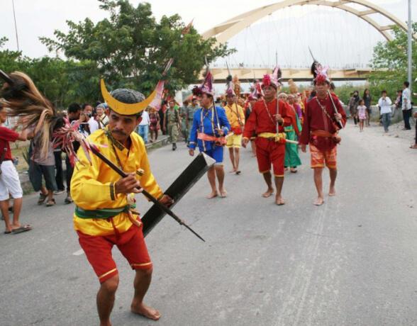 Mengenal Acara Festival Palu Nomoni (Ketika Gempa dan Tsunami menerjang kota Palu)