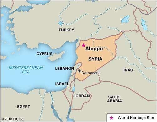 230 Ribu Orang Tewas, Inilah Guncangan Gempa Aleppo yg Sangat Mematikan