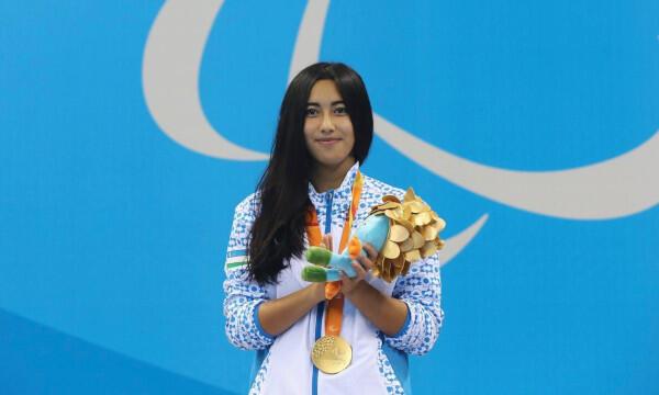 Deretan Atlet Cantik Asian Para Games 2018