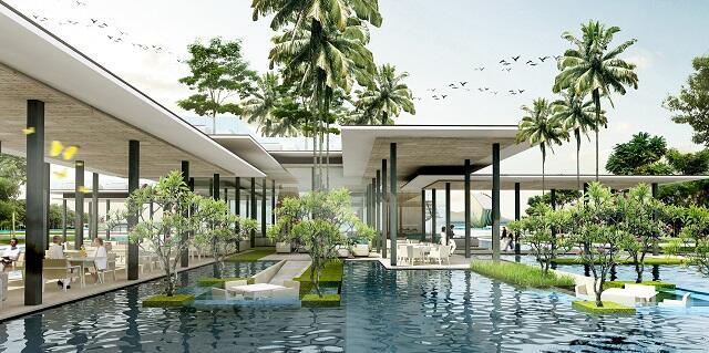 Hotel Kempinski Bakalan Hadir di Bali dengan Tingkat Kemewahan yang Berbeda