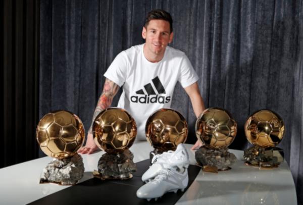La Liga Si Penguasa Ballon d'Or