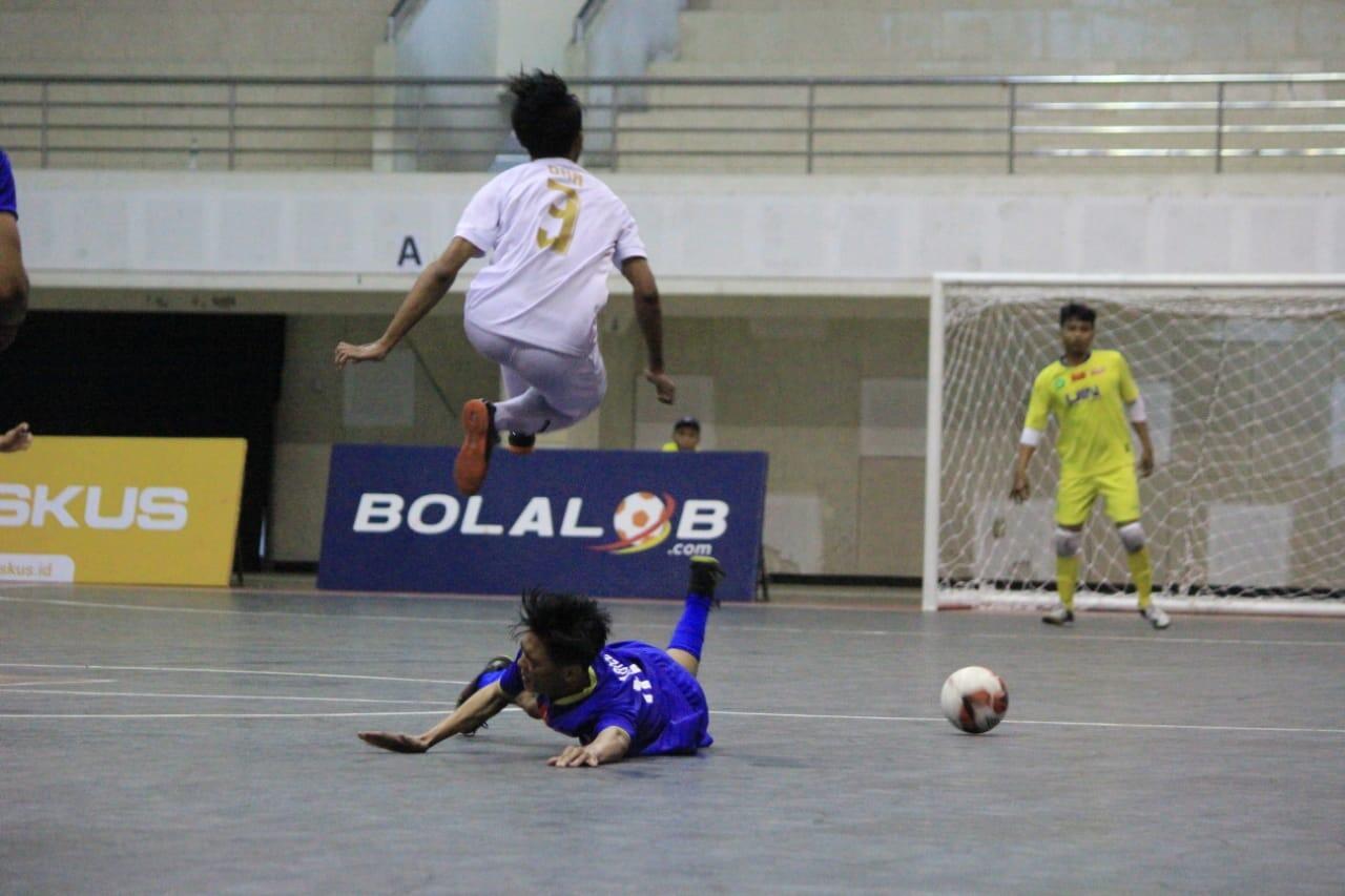 Selusin Gol Bawa Brawijaya Berjaya