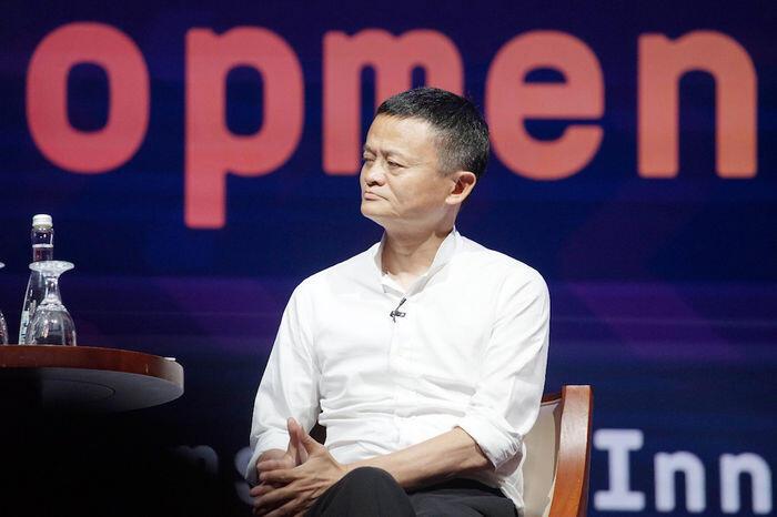 Wejangan Jack Ma untuk pengusaha muda