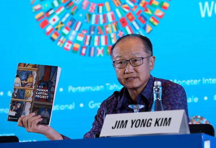 Indeks modal manusia Indonesia di bawah Vietnam dan Filipina