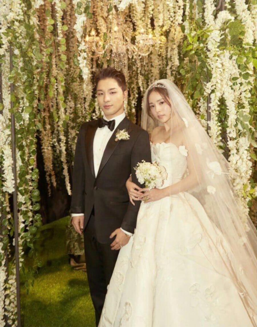 Lepas Masa Lajang, 10 Pasang Seleb Korea Ini Menikah di Tahun 2018