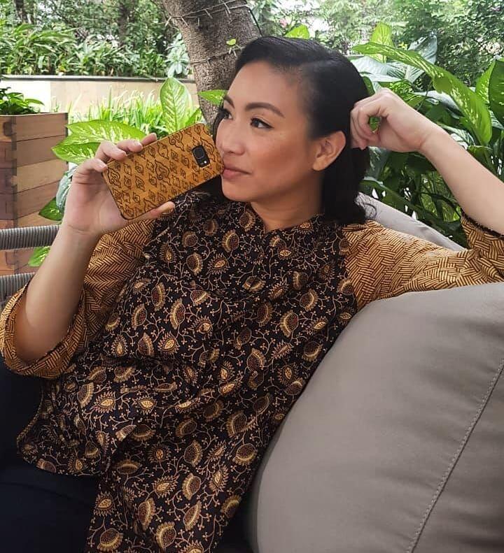 10 Potret Rahayu Saraswati, Artis dan Politikus Jubir Prabowo-Sandi