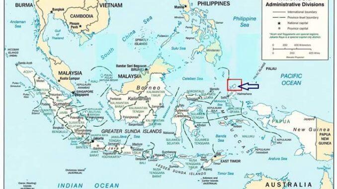 Morotai Disiapkan Jadi Pangkalan Militer Tahun 2020