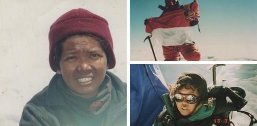 Wanita Pendaki Pertama Puncak Everest Beri Pesan ke Prabowo-Sandi: Sini Mas Mampir ke