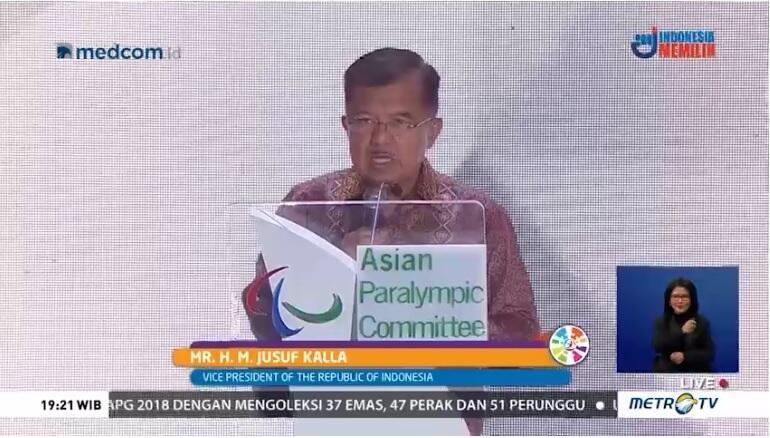 Asian Para Games Diharapkan jadi Semangat Pemersatu