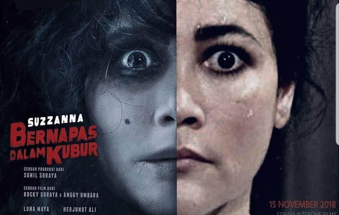7 Fakta Menarik Dari Film Suzzana : Beranak Dalam Kubur