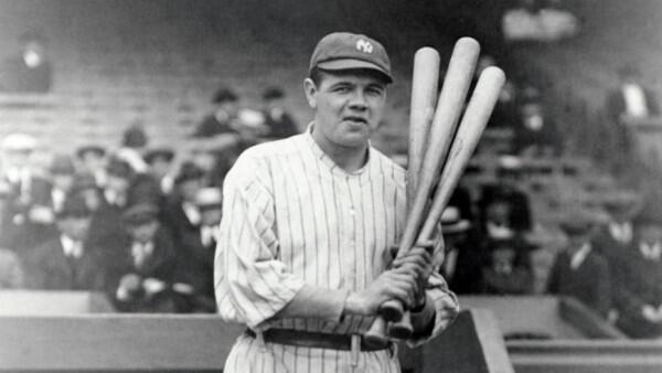 Legenda Baseball Babe Ruth Guncang Logika Ilmuwan