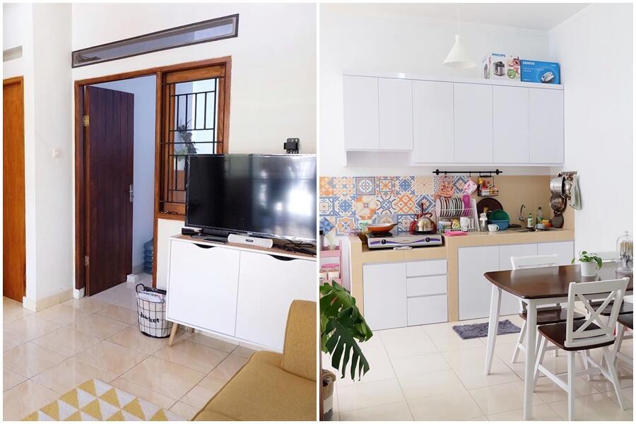 Inspirasi Dekorasi Rumah Tipe 36 90 Sempit Tapi Tetap Nyaman