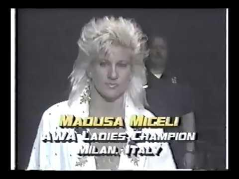 Jalan Panjang Madusa, Inspirasi Atlet Perempuan Monster Jam dan WWE