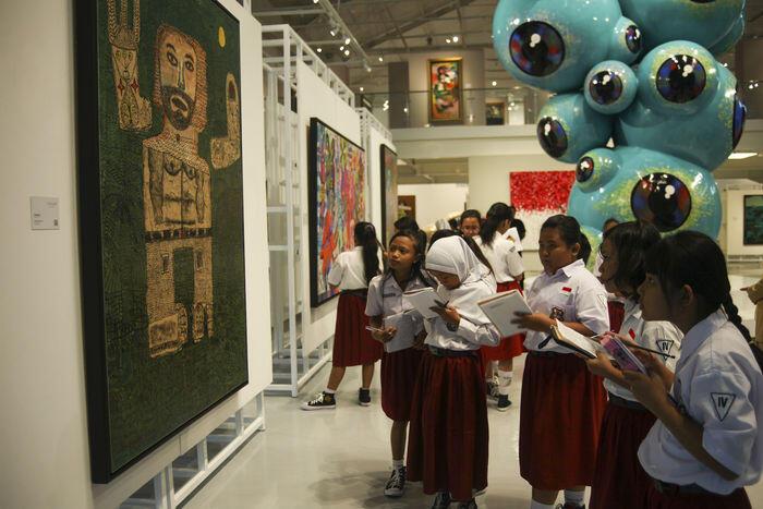 Kualitas pendidikan anak Indonesia memprihatinkan  efbae2d921