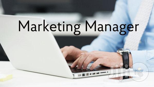 DIbutuhkan Segera, Marketing Manager
