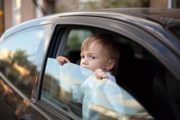 Ingat Bahaya Kabin Kendaraan Bagi Anak-anak Gan