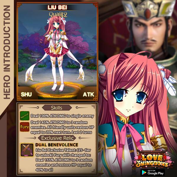 OFFICIAL THREAD] Love 3 Kingdoms - JAPANESE STYLE RPG PH