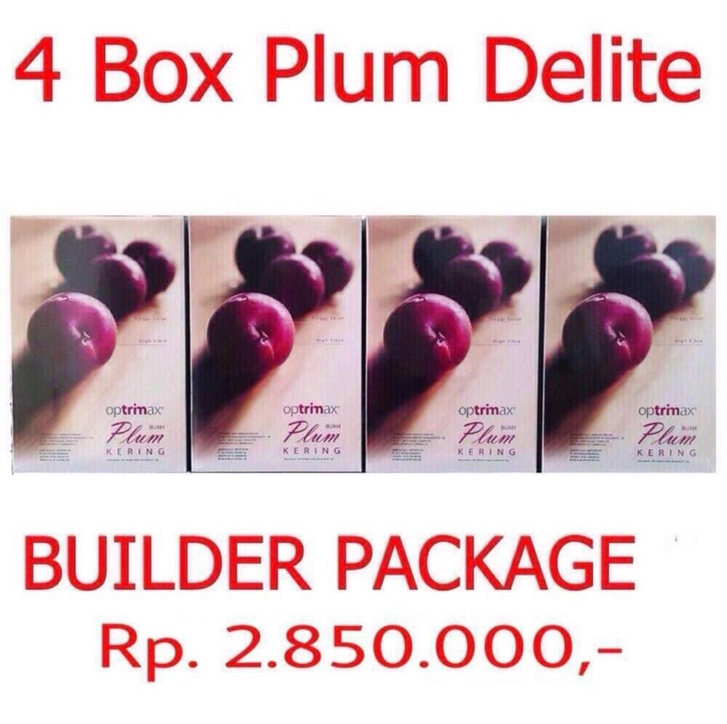 Sukses bersama dengan BWL Optrimax plum & jelly delite