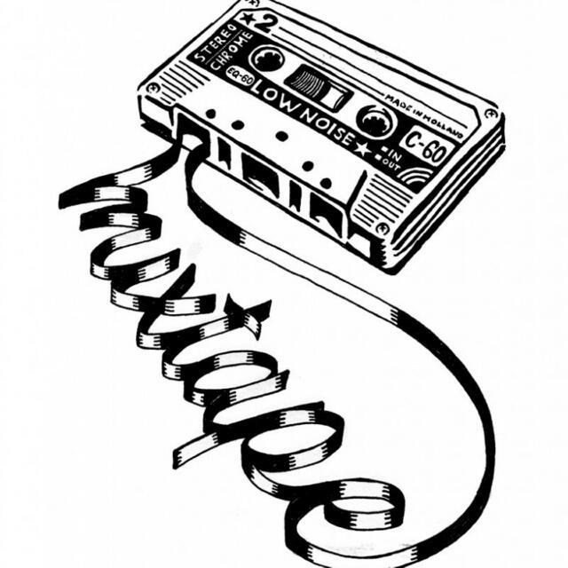 (MUSIK COC) #Memutar rilisan fisik kaset pita itu Asek loh #AslinyaLo
