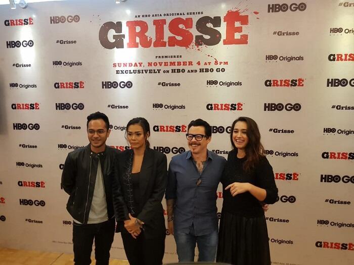 Adinia Wirasti dan Alexandra Gottardo Adu Fighting Skill di Serial Grisse Gan!
