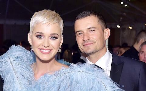 Makin Serius, Orlando Bloom Ingin Menikahi Katy Perry
