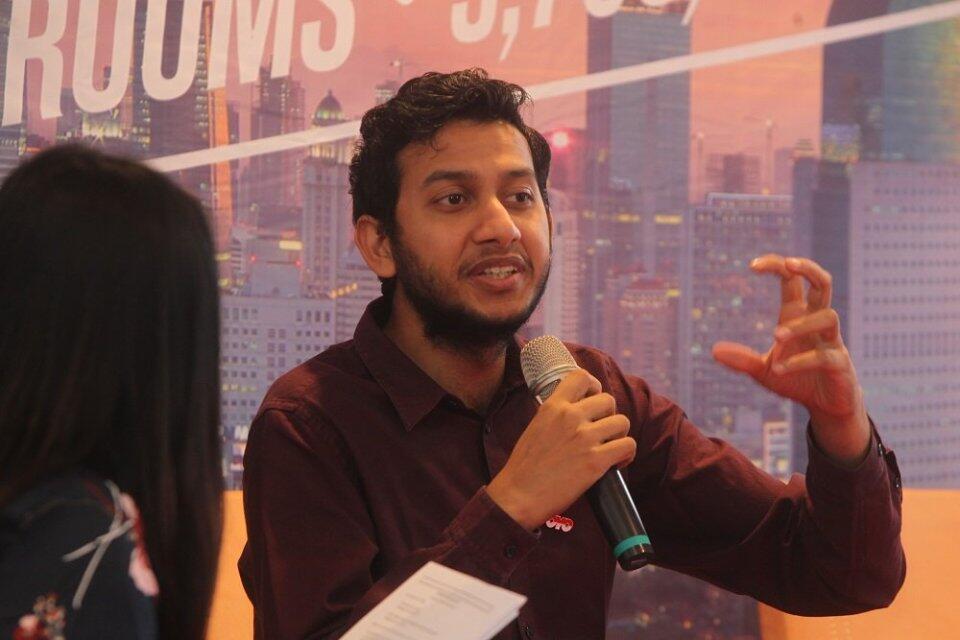 Pemuda 24 Tahun Sukses Pimpin Startup Bernilai Rp 75 Triliun